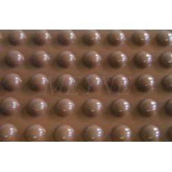 Boutons adhésifs en caoutchouc transparent (différentes dimensions au choix)