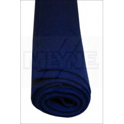 Feutre bleu de mécanique autocollant 1 mm (différents conditionnements au choix)