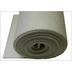 Feutre tissé blanc 2,5 mm (différents conditionnements au choix)