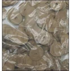Mouches en papier d'enfoncement 22 x 0,40 mm (différentes quantités au choix)
