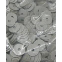 Mouches en papier d'enfoncement 22 x 1,25 mm (différentes quantités au choix)