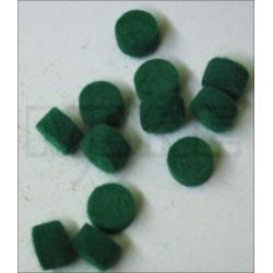 Mouches vertes de réglage de mécanique