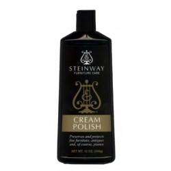 Crème polish Steinway surfaces satinées