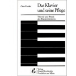 """The piano and his care"" (en allemand)"