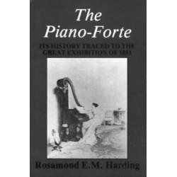 """Harding """"The Piano - Forte"""" (en anglais)"""