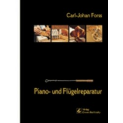 "Forss ""Piano and grand piano repair"" (en allemand)"