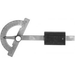 Outil pour mesurer l'inclinaison des têtes de marteaux