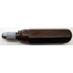 Poignée porte outils en bois de rosier