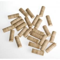 Tourillons en bois pour sommier (différents modèles au choix)