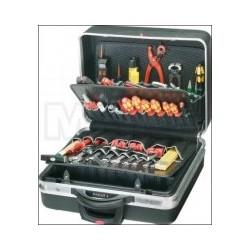 Valise à outils avec roulettes