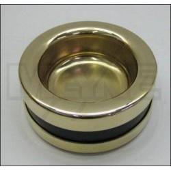 Isolateur Piattino 67,5 mm (différents coloris au choix)