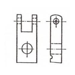 Fourches modèle standard qualité allemande (à l'unité ou jeu complet)