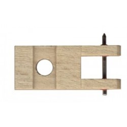 Fourche de chevalet pour piano à queue Steinway